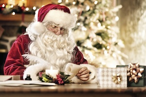 Origines du Père Noël