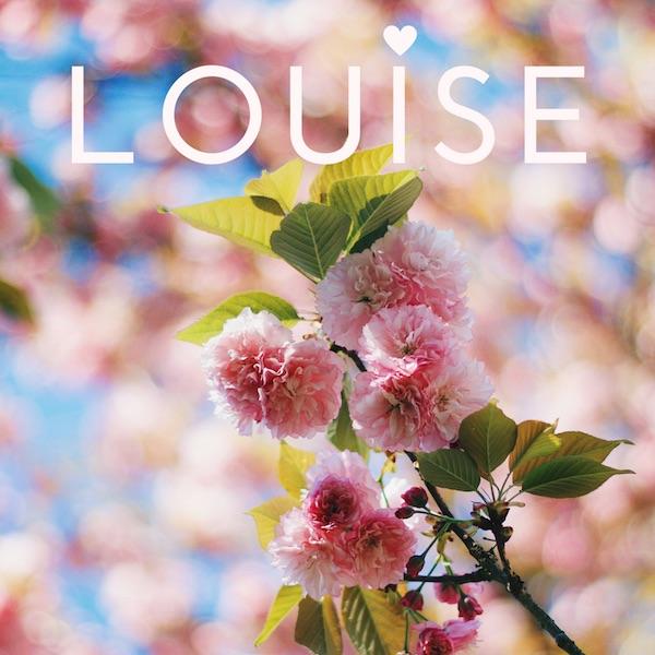 bonne fête Louise