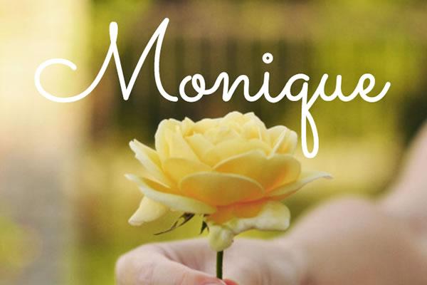 Le Prenom Monique