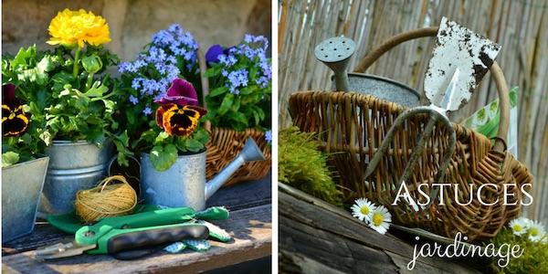 Jardinez au printemps