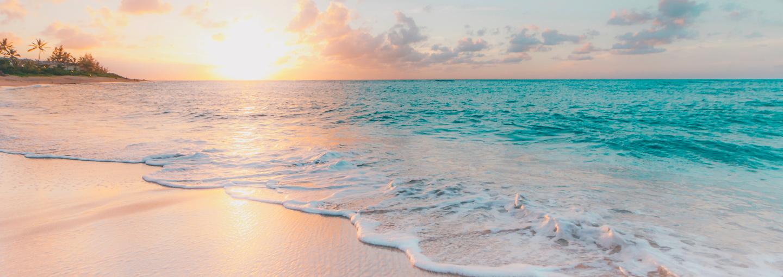 Les bienfaits de la mer