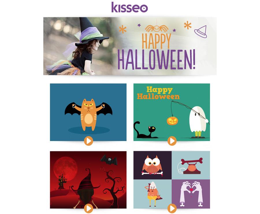 Kisseo eCards Newsletter