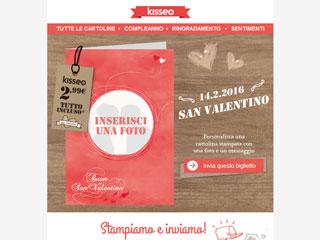 biglietti per San Valentino